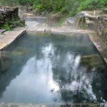 Hot Spring Baths at Jhinu on the Annapurna Base Camp Trek in Nepal