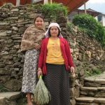 Gurung Locals from a Tes-House on the Annapurna Base Camp trail