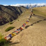A Pass on the way to Tingmosgang on Ladakh-Bike,Hike,Raft trip by Adventure Sindbad