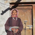 A warm native of Skui village on the Markha Valley Trek in Ladakh by Adventure Sindbad