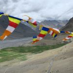 Spiti-river-and-valley-as-seen-from-Kye-monastery-on-ParangLa-Trek-across-Spiti-and-Ladakh-by-Adventure-Sindbad