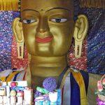 Buddha-Thiksey-monastery-Slice-of-Ladakh-Adventure-Sindbad-007