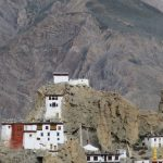 Dhankar Monastery on Spiti Village Walks trip by Adventure Sindbad