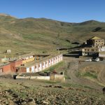 Tangyud Monastery at Komic Village on Spiti Village Walks trip by Adventure Sindbad