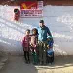 Hikkim - Highest post office in the World on Spiti Village Walks trip by Adventure Sindbad