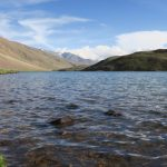 Chandertal Lake(4300m) on Spiti Village Walks trip by Adventure Sindbad