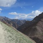 Entering the Stok Valley from Yuruley on Stok Kangri Climb in Ladakh by Adventure Sindbad