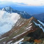View from the top on Stok Kangri Climb in Ladakh by Adventure Sindbad