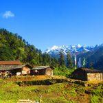 Tsokha-first-campsite-Dzongri-Goechala-Sikkim-Adventure-Sindbad