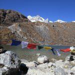 Samiti Lake on the Dzongri Goechala Trek in Sikkim by Adventure Sindbad