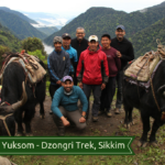 Yuksom-Dzongri Trek-Adventure-Sindbad-Sikkim-Sanjeev-Mathur-Vishwas-Raj-Kanchenjunga-India