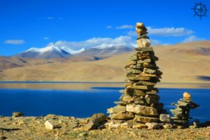 The-Cairn-Tso-Moriri-Ladakh-Adventure-Sindbad