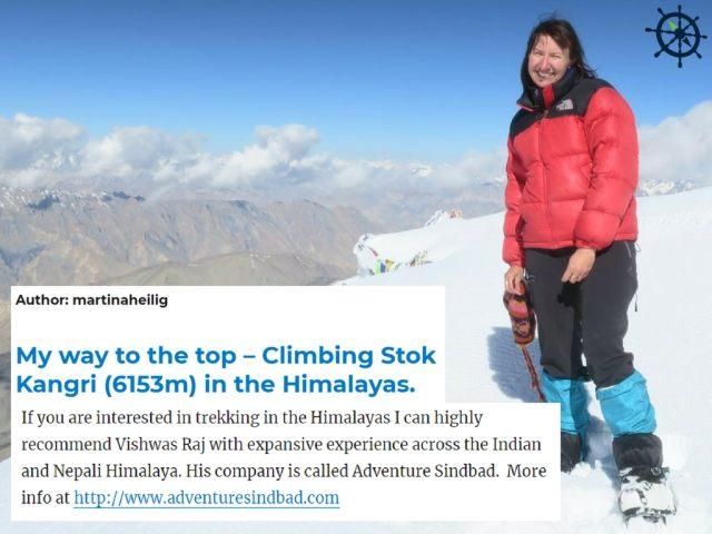 Adventure-Sindbad-Review-Martina-Heilig-Travel-Company-Himalaya-Stok-Kangri-Climb-Ladakh-Vishwas-Raj