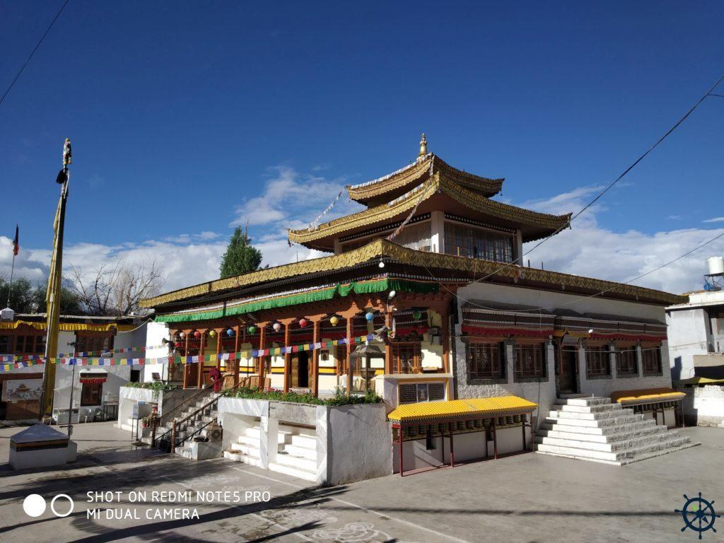 Chokhang Vihara-Leh-Adventure-Sindbad