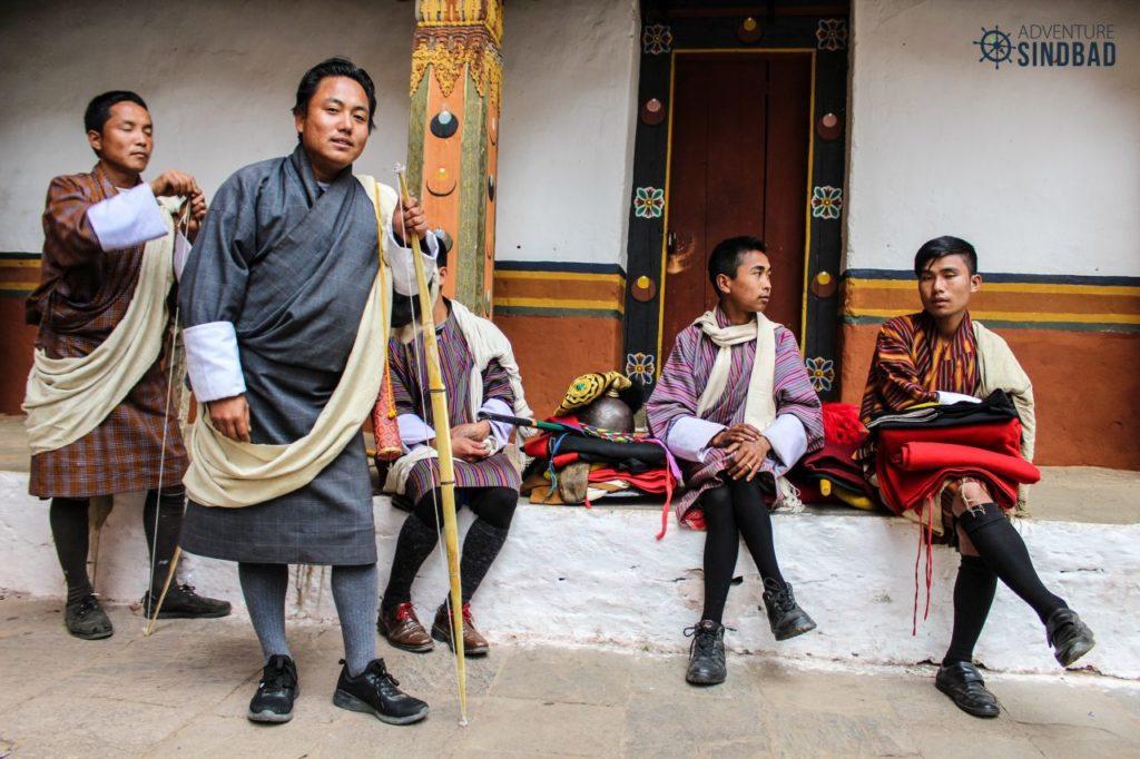 Archery-National-sport-Bhutan-Himalaya-Adventure-Sindbad-Vishwas-Raj-11