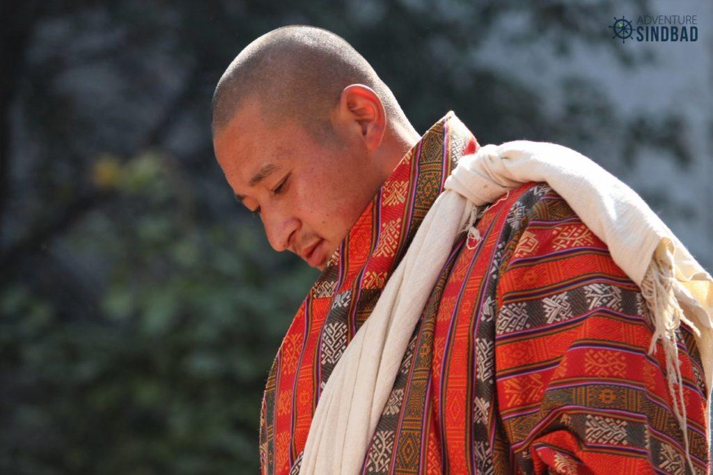 Khabney-adorned-Gho-attire-Bhutan-Himalaya-Adventure-Sindbad-Vishwas-Raj-39