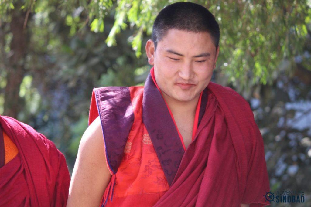 Monk-smile-Bhutan-Himalaya-Adventure-Sindbad-Vishwas-Raj-61
