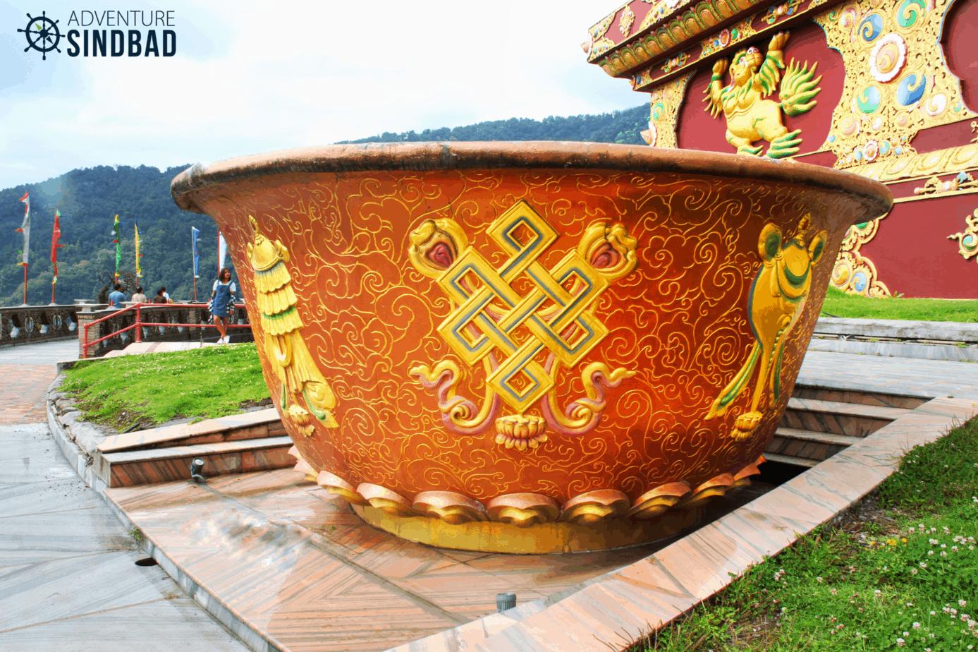 Buddha Park at Ravangla Sikkim