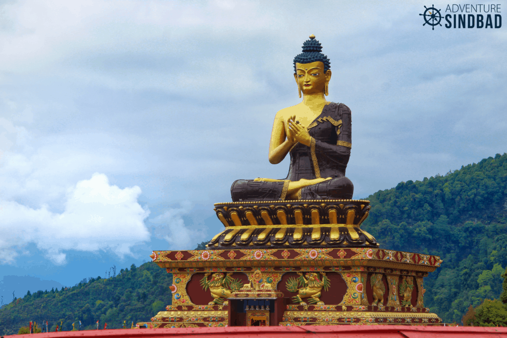 Buddha-Statue-Ravangla-Sikkim-Adventure-Sindbad