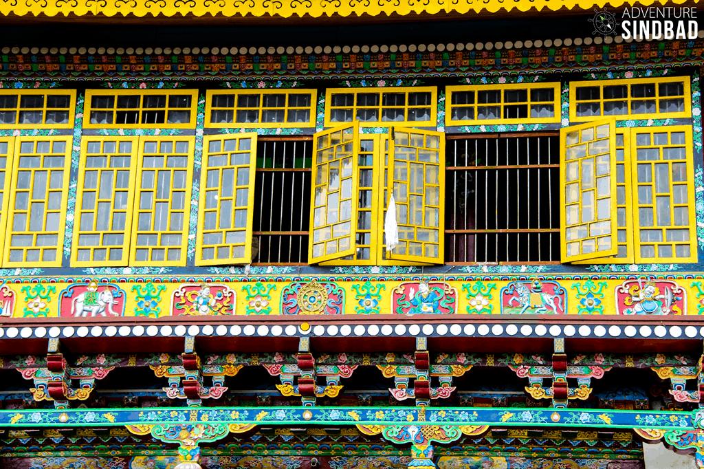 Pemayangtse Monastery-Kanchenjunga-Himalaya-Sikkim-Adventure-Sindbad-Vishwas-Raj