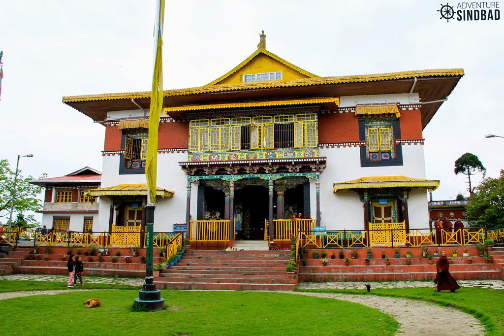 Pemayangtse-Monastery-Kanchenjunga-Himalaya-Sikkim-Adventure-Sindbad-Vishwas-Raj