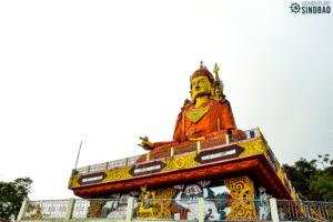 Guru-Padmasambhava-Samdruptse-Sikkim-Adventure-Sindbad