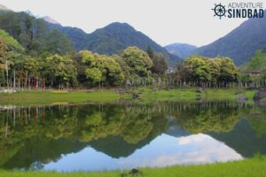 Kathog-Lake-Reflection-Yuksom-Sikkim-Adventure-Sindbad